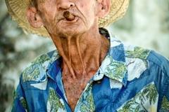 Cuba Cigar Man