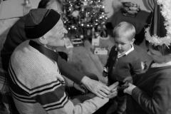 Teddy & Great Grandad